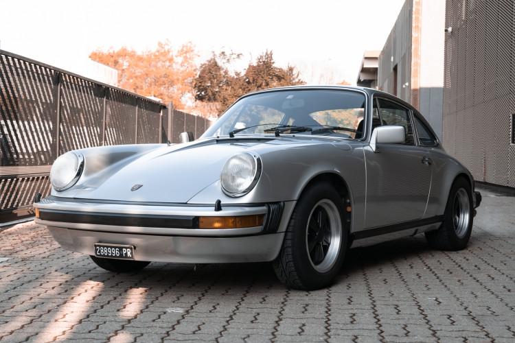 1977 Porsche 911 SC 0