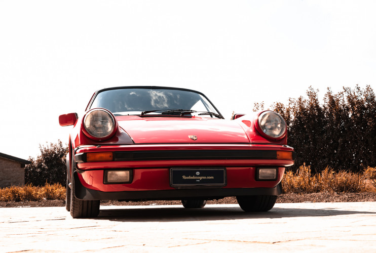 1988 Porsche 911 Carrera 3.2 Cabrio G50 13