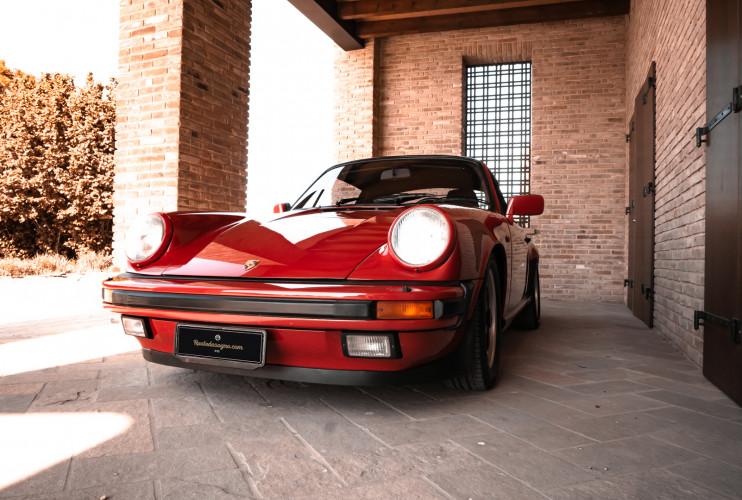 1988 Porsche 911 Carrera 3.2 Cabrio G50 9
