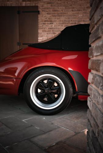 1988 Porsche 911 Carrera 3.2 Cabrio G50 7