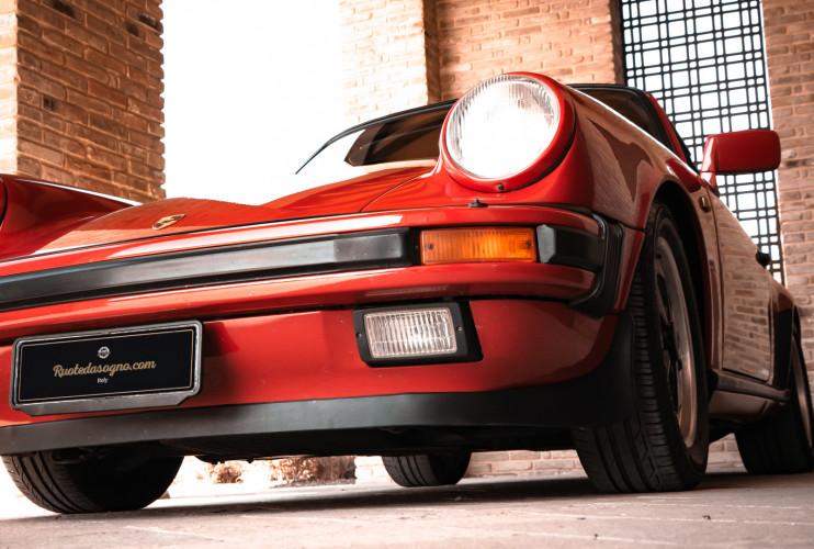 1988 Porsche 911 Carrera 3.2 Cabrio G50 4