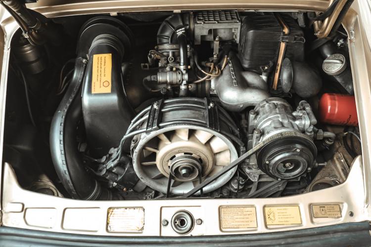 1985 Porsche 911 Carrera 3.2 Targa 51