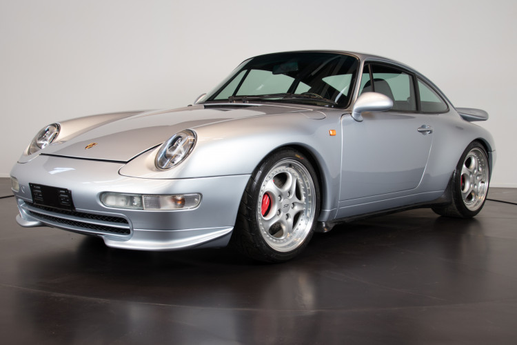 1995 Porsche 993 Carrera RS 0