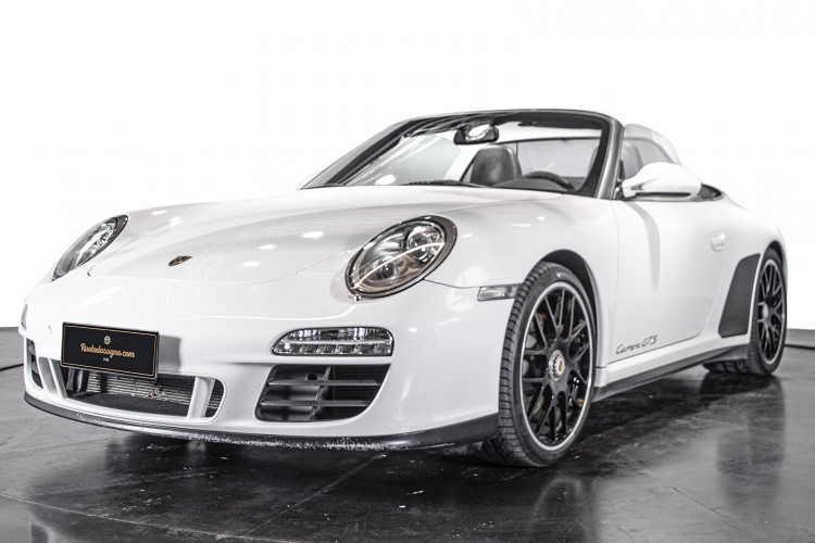 2011 PORSCHE 997 CARRERA GTS 0