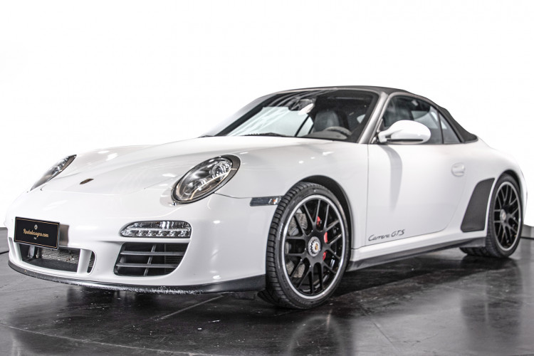2011 PORSCHE 997 CARRERA GTS 15