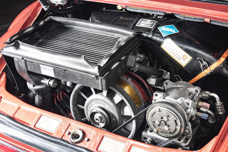 1979 Porsche 930 Turbo 3.3 28