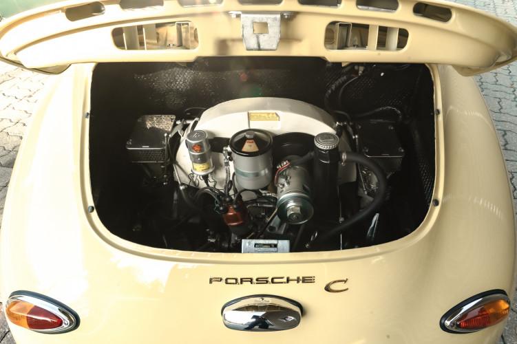 1964 Porsche 356 C 52