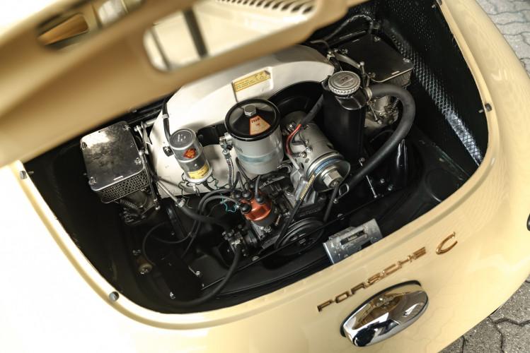 1964 Porsche 356 C 53