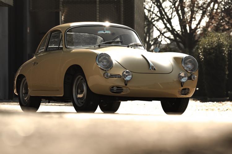 1964 Porsche 356 C 0