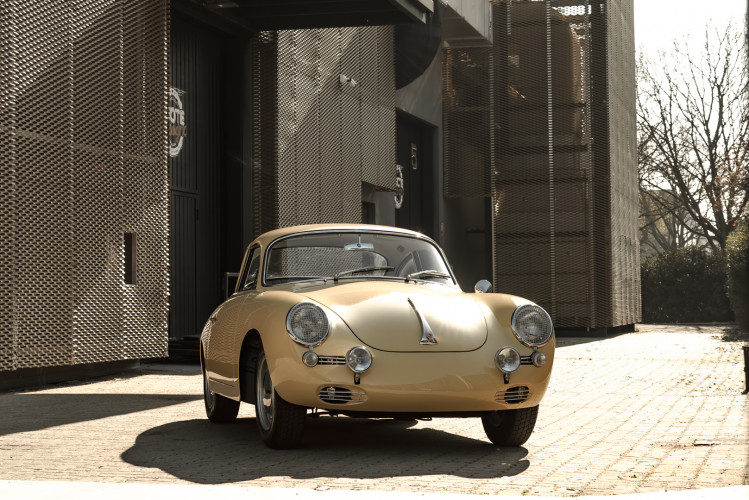 1964 Porsche 356 C 1