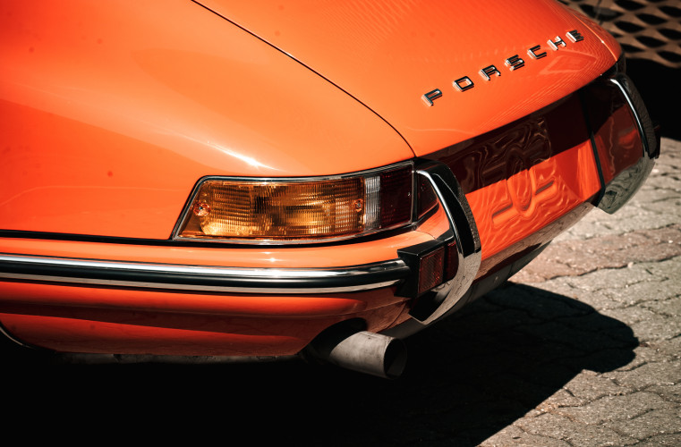 1969 Porsche 911 T 2.0 19
