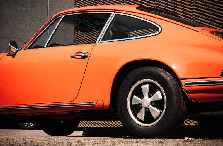 1969 Porsche 911 T 2.0 18