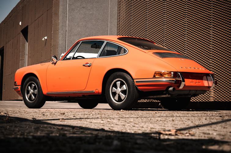 1969 Porsche 911 T 2.0 4