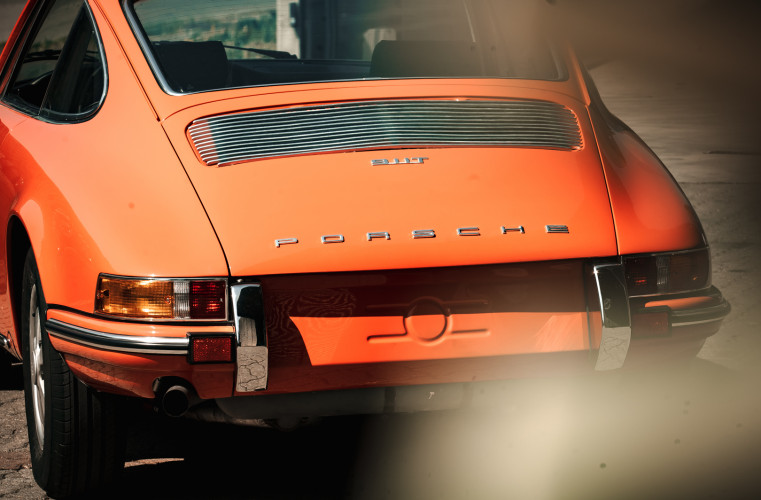 1969 Porsche 911 T 2.0 21
