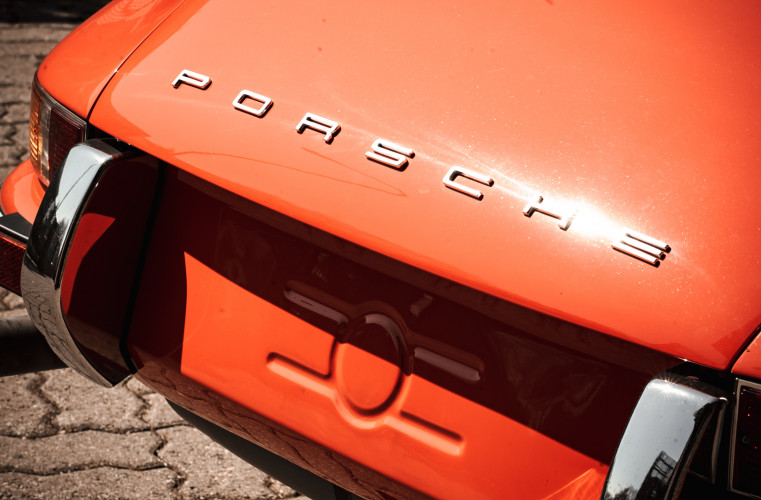 1969 Porsche 911 T 2.0 22