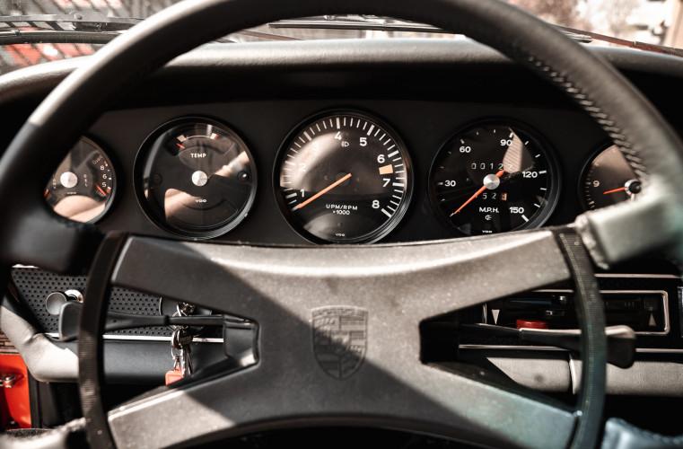 1969 Porsche 911 T 2.0 39