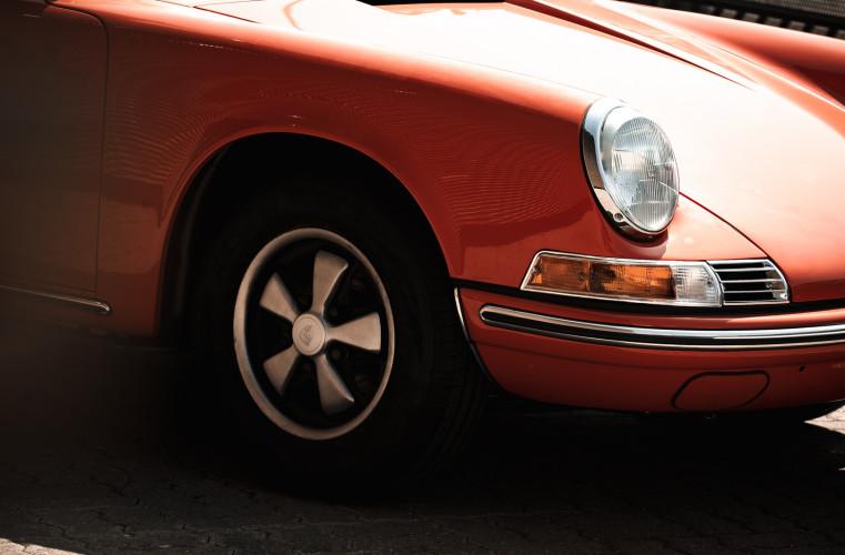 1969 Porsche 911 T 2.0 15