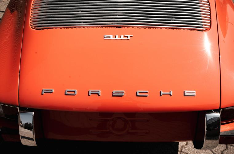 1969 Porsche 911 T 2.0 28