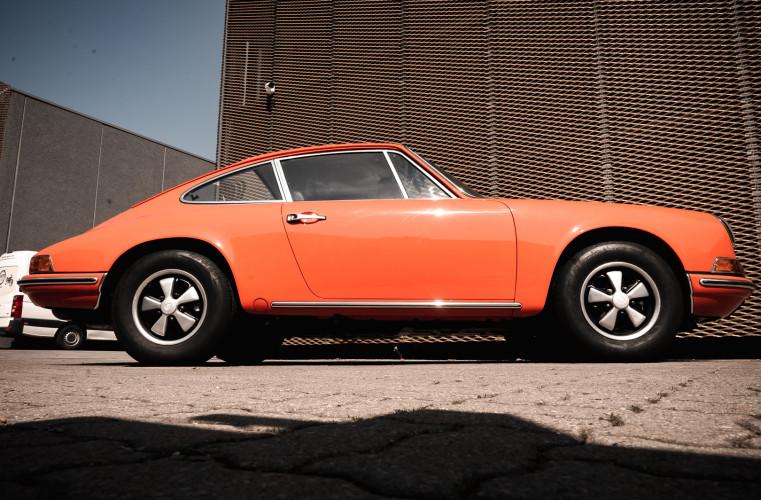 1969 Porsche 911 T 2.0 9