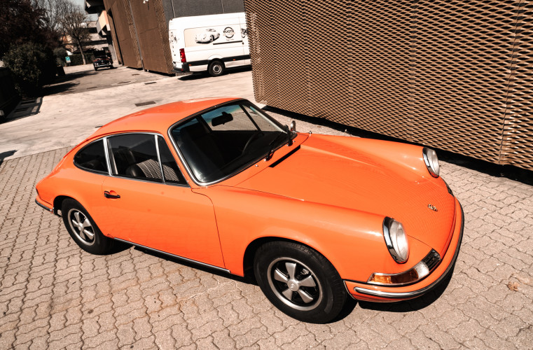 1969 Porsche 911 T 2.0 8