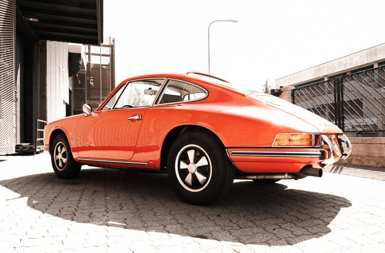1969 Porsche 911 T 2.0 10