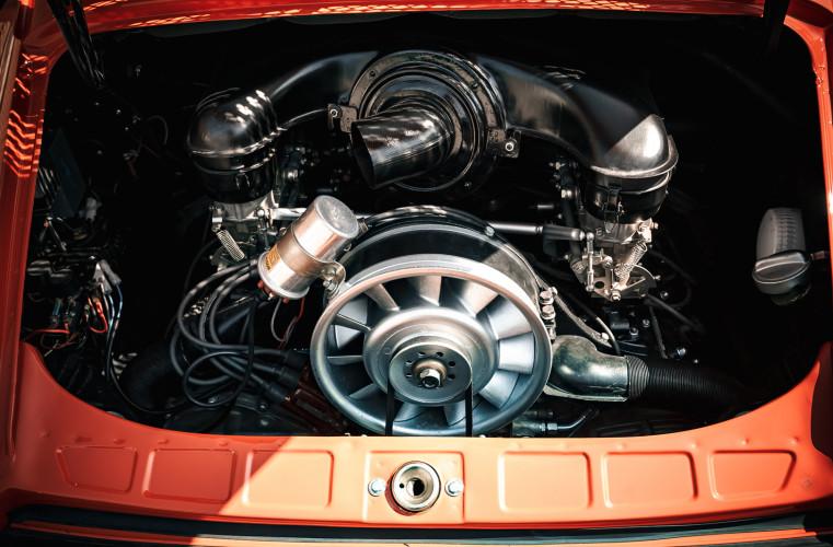 1969 Porsche 911 T 2.0 47