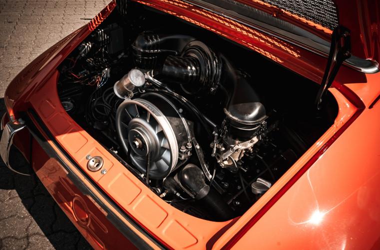 1969 Porsche 911 T 2.0 49