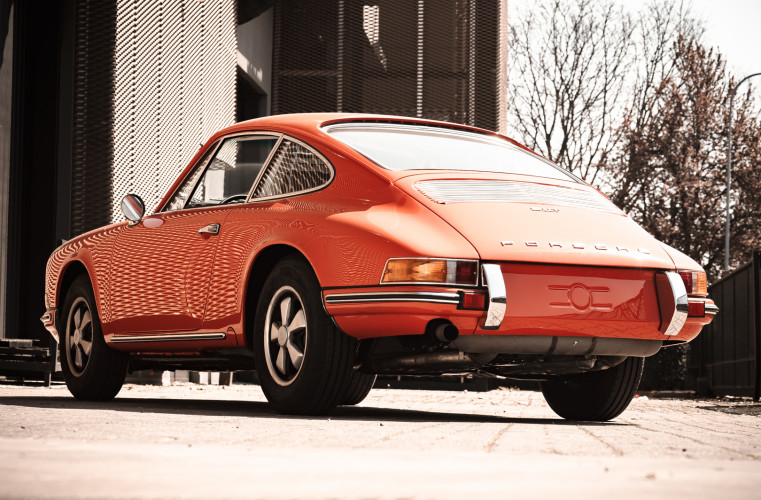 1969 Porsche 911 T 2.0 13