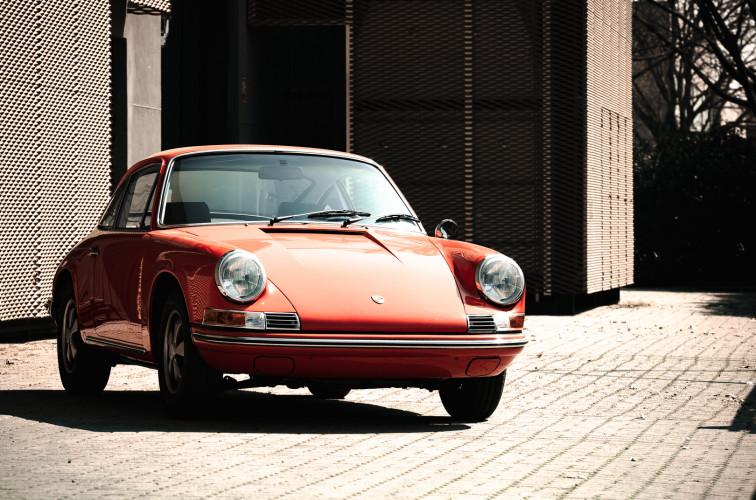 1969 Porsche 911 T 2.0 1