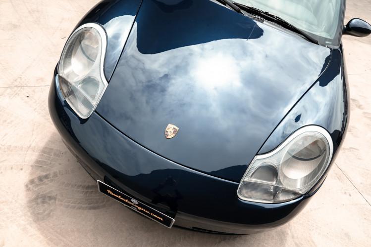 1999 Porsche 996 Carrera Coupè 13