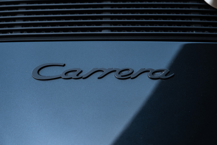 1986 Porsche 911 Carrera 3.2 Cabrio 19