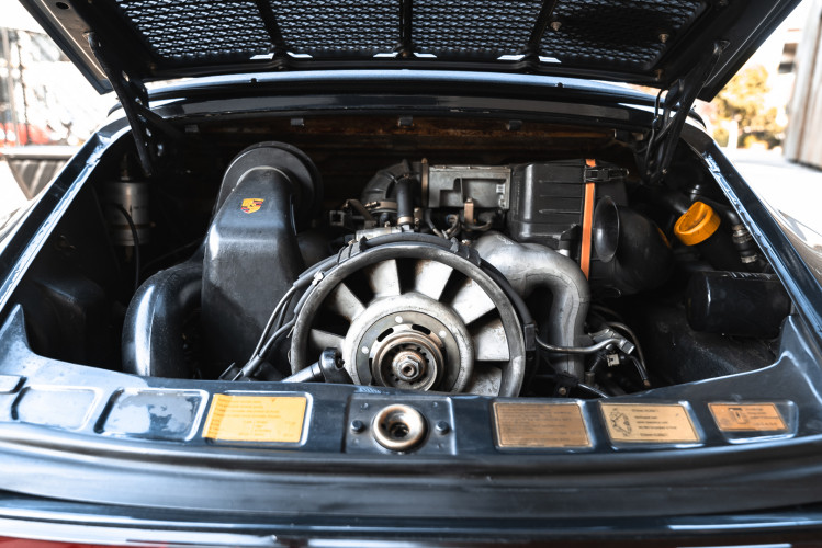 1986 Porsche 911 Carrera 3.2 Cabrio 47