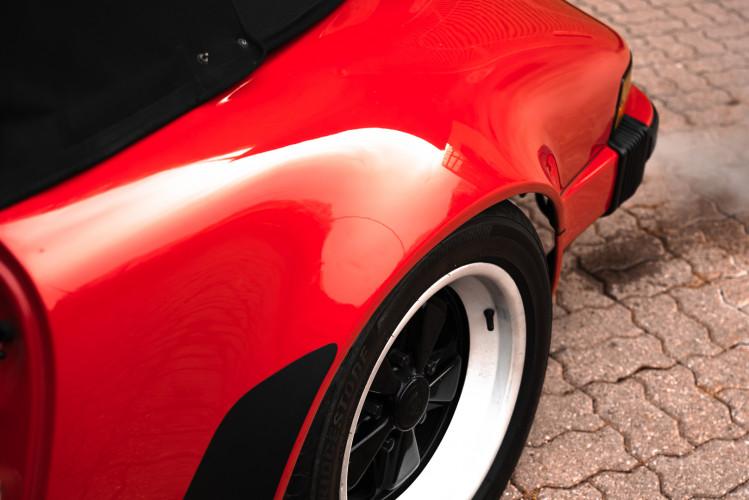 1988 Porsche 911 Carrera 3.2 Cabrio G50 31