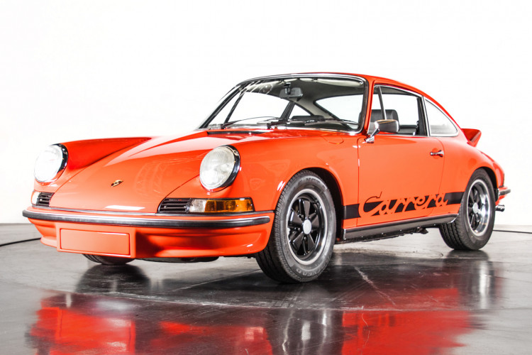 1973 Porsche 911 Carrera 2.7 RS 0