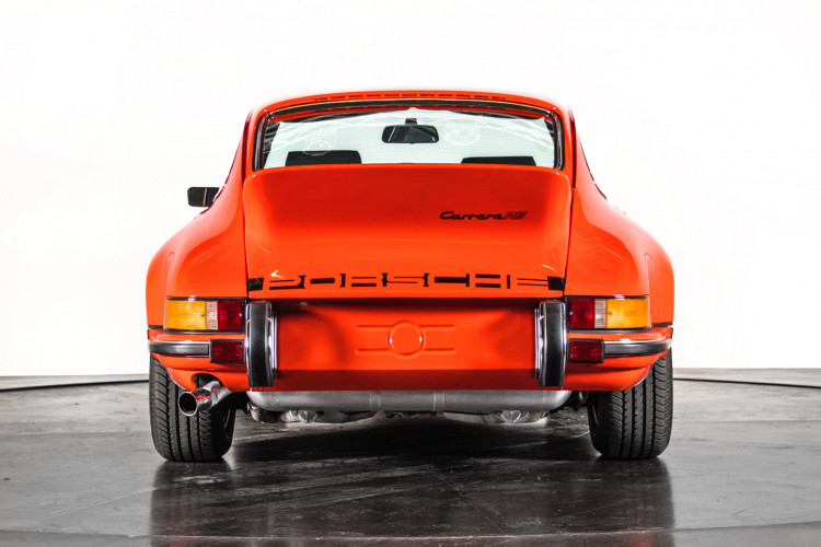 1973 Porsche 911 Carrera 2.7 RS 3