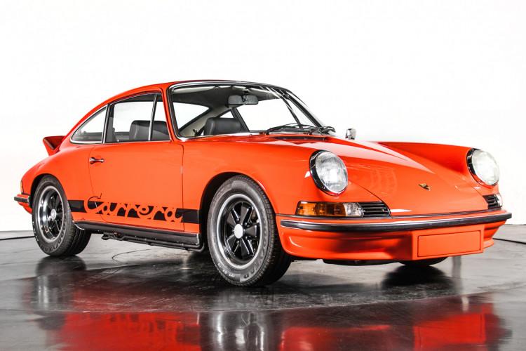 1973 Porsche 911 Carrera 2.7 RS 8