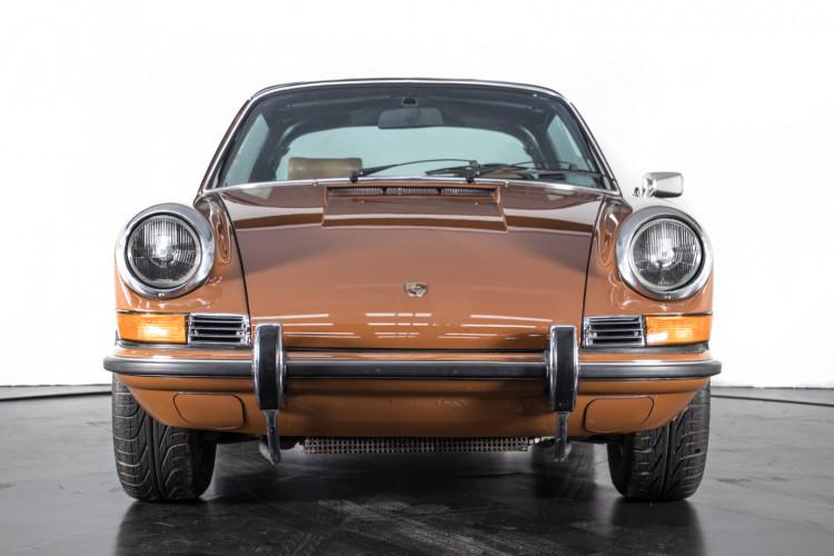 1972 Porsche 911T - 2.4 Targa 7