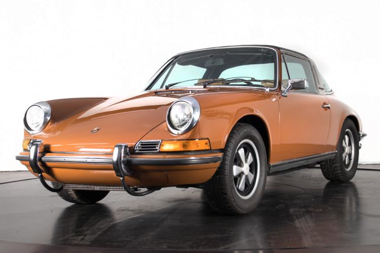 1972 Porsche 911T - 2.4 Targa 6