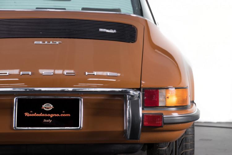 1972 Porsche 911T - 2.4 Targa 8