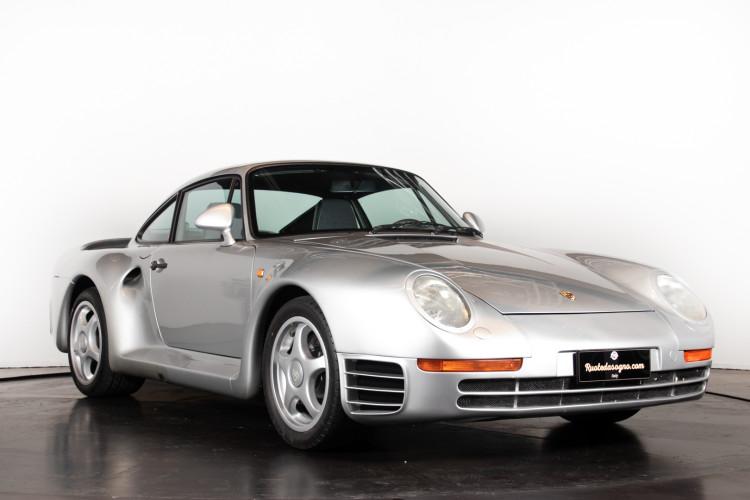 1986 Porsche 959  10