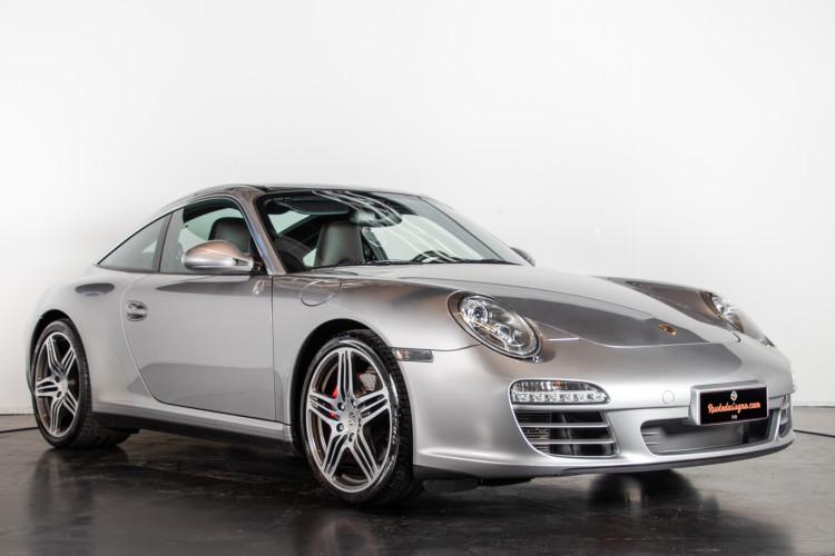 2009 Porsche 997 Targa 4S 4