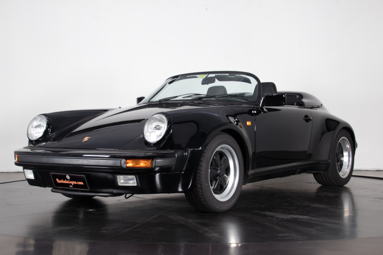 1989 Porsche Speedster 911 0