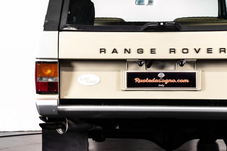 1976 RANGE ROVER 9