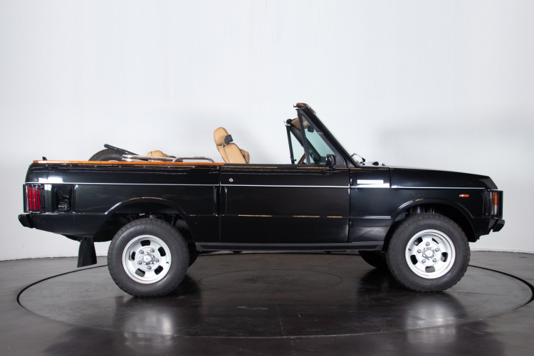 "1979 Range Rover II° serie Cabriolet ""Pavesi""  6"