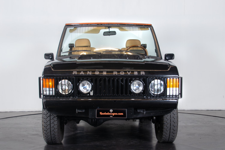 "1979 Range Rover II° serie Cabriolet ""Pavesi""  3"