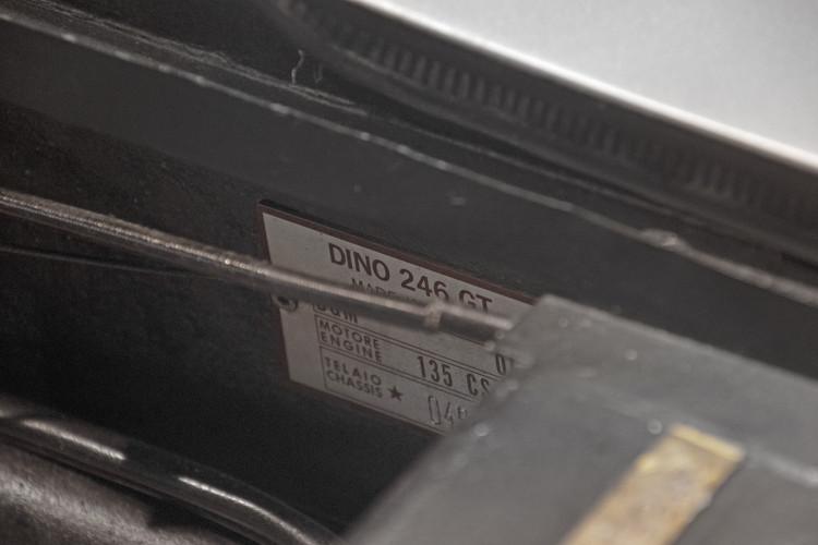 1972 Ferrari Dino 246 GT 29