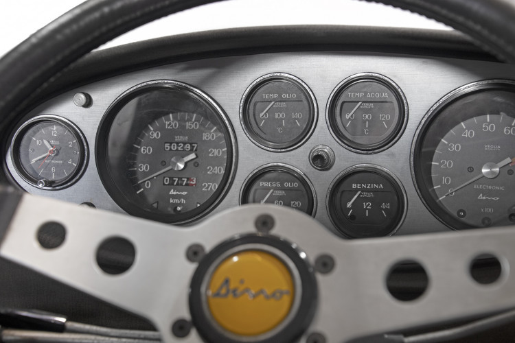 1972 Ferrari Dino 246 GT 56