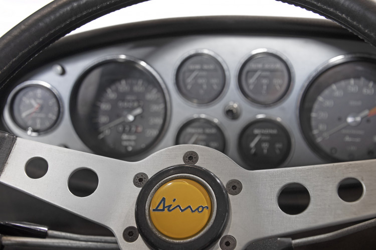 1972 Ferrari Dino 246 GT 57