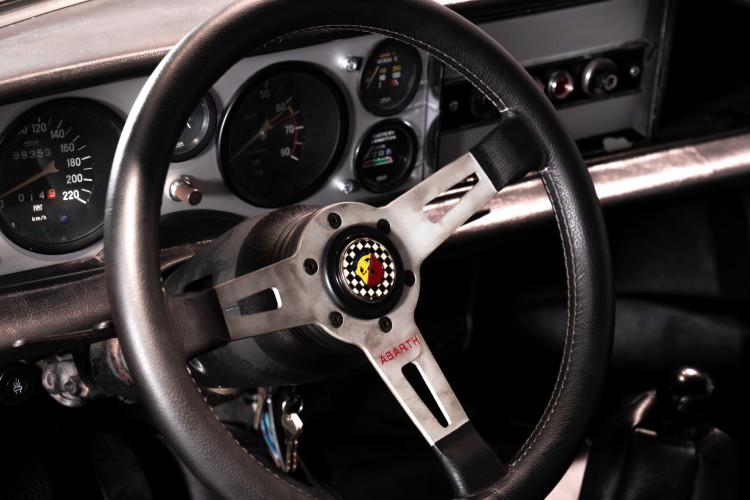 1972 Fiat 124 Sport Rally Abarth 10