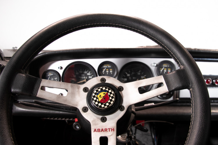 1972 Fiat 124 Sport Rally Abarth 12